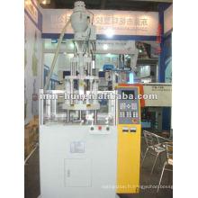 Machine à moulage par injection rotative LED