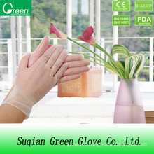 Clear Disposable Gloves Medical Use