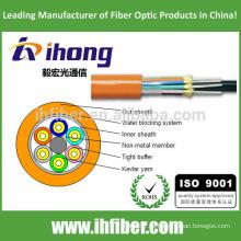 Cable óptico de amortiguación a prueba de ruptura