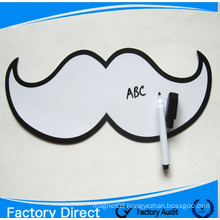 interesting beard magnetic erasable writing board magnetic board