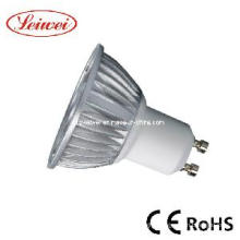 1*3W GU10 MR16 LED Spot Light