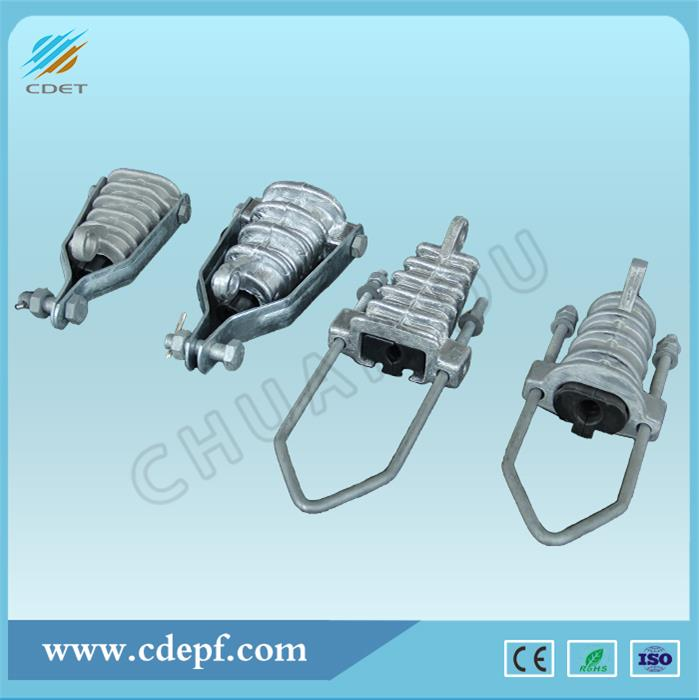 Insulated Conductor Wedge Type tension clamp