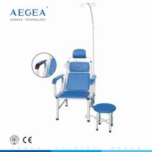 AG-TC002 Krankenhaus Patienten Injektion Schlaf medizinische Infusion Stühle