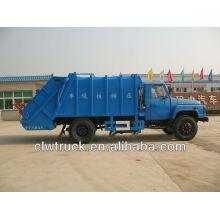 8000L carrinho de pó com compactador