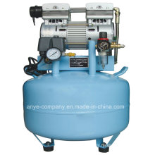 Silent Oilless Dental Air Compressor with Ce