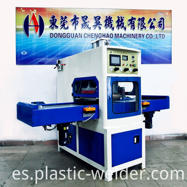 high frequency welding and cutting machien
