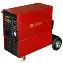 Machine de soudage à bouclage de gaz à gaz de l'onduleur (MIG200S)