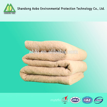 Direct factory supply reliable quality Camel hair wadding/felt