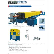 prensa hidráulica de la tubería de freno acero dobladora