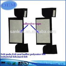 China Supply Adhesive Seal Heat Resistant Felt Pad