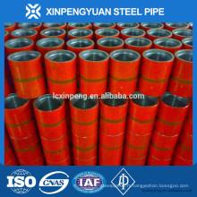 """API5CT / 5L 2-3 / 8 """"J55 NUE couplage de tube"""