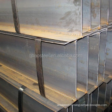 steel beams standard size S355 H beam/hot rolled alloy structural steel h beam