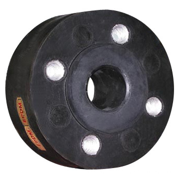 EPDM / NBR / Viton Rubber Expansion Joint Pn10 / Pn16