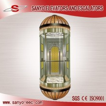 Capsule Design Sightseeing Elevator/Elevator/Ascensores