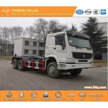 SINOTRUK Hydraulic Arm Garbage Truck