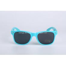Kundenspezifische polarisierte Sonnenbrille mit gedrucktem Logo