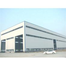 Steel Structure Galvanized Workshop (KXD-SSB1241)