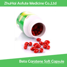 Good for Eyesight Beta Carotene Soft Capsule