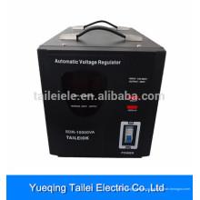 Цифровой дисплей 220v ac однофазный стабилизатор напряжения 10kw
