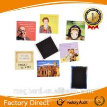 Factory Directly tourist souvenir iron magnet tinplate fridge magnet