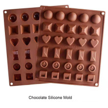Hot Sale Silicone Cake Fondant Mold Chocolate Candy Making Mold