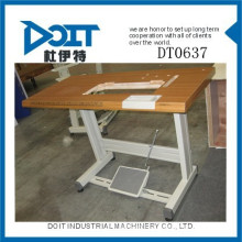 DT0637 Folding sewing machine table with lift