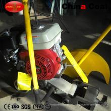 Nqg-6.5 máquina de corte de carril de combustión interna en venta