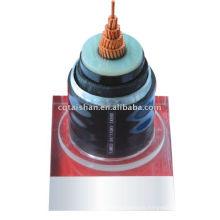 (TISENSE-YJV) Cable de alimentación aislado de PVC para transmisión de energía eléctrica y cables de alimentación de distribución