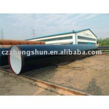 Tuyau en acier anti-corrosion 3PE