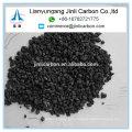 recarburizador de aditivo de carbono CPC de coque de petróleo calcinado para fundición de hierro y fabricación de acero
