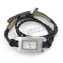 Gets.com leather steinhart watch