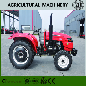 Agricultural 4WD 30HP Small Wheeled Farm Tractor