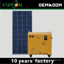 Hausanwendung 1000 Watt Sonnenkollektoren System Solarkraftwerk