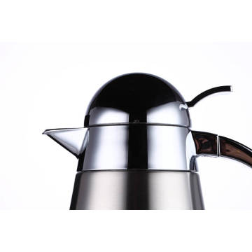 18/8 Stainless Steel Thermal Insulated Vacuum Svp-1500r Coffee Pot
