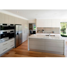 Mercado australiano de venda quente de alta qualidade padrão de alto brilho armário de cozinha a laca a cores