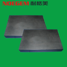 Black Antistatic PEEK plastic sheet