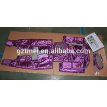 Portable 2 in1 máquina de drenaje linfático presoterapia infrarrojo