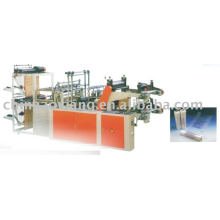 DZB-500 Computer Control High-speed two line Rolling Bag making Machine