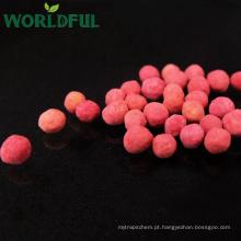 Kieserite Red Granule Fertilizer Fertilizantes De Sulfato De Magnésio