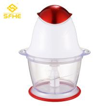 Licuadora de alimentos de cocina de cuenco de plástico de buena calidad