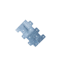 Stamping OEM Sheet Fabrications Aluminum Alloy Plate Side Fastening Plate Stamping Parts Stamping