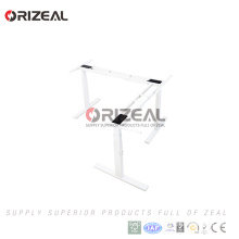 Meeting room electric height adjustable table, e lifting table