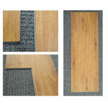 "Interlocking Vinyl Flooring Tiles 6""*36""*5.0mm"