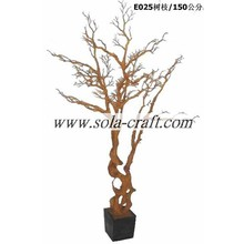 Large Outdoor Artificial Plastic Tree For Wedding With 150CM