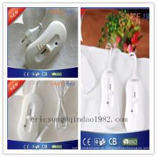 4 Interruptor de ajuste de calor para a esteira elétrica