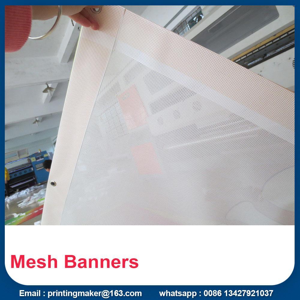 12*12 mesh banner