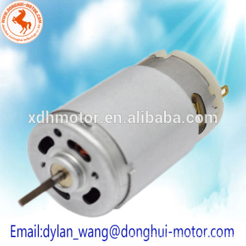12V dc motor suitable for sewing machine dc motor rs-550