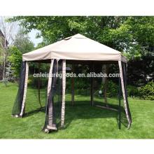 6 kantenförmige faltbare Pavillon-Gazebo-Zelte