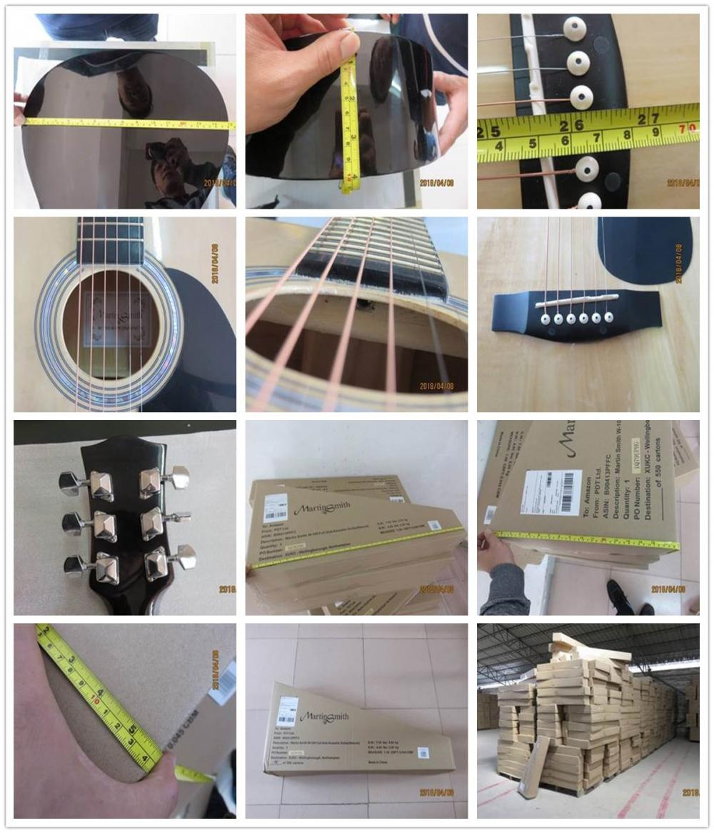 Guitar Inspection