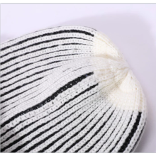 Men's Cable Knitted Pure Cashmere Hat